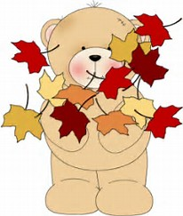 bear_with_leaves